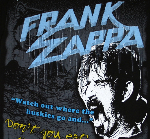 Frank Zappa / Yellow Snow Tee