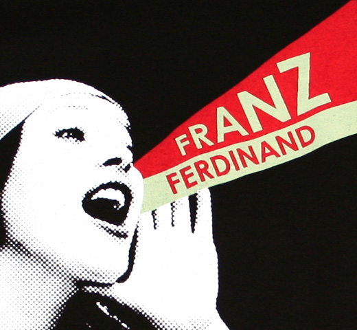 Franz Ferdinand / You Could Have It So Much Better Tee