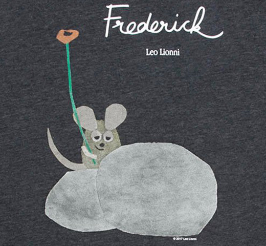 [Out of Print] Leo Lionni / Frederick Tee (Charcoal)