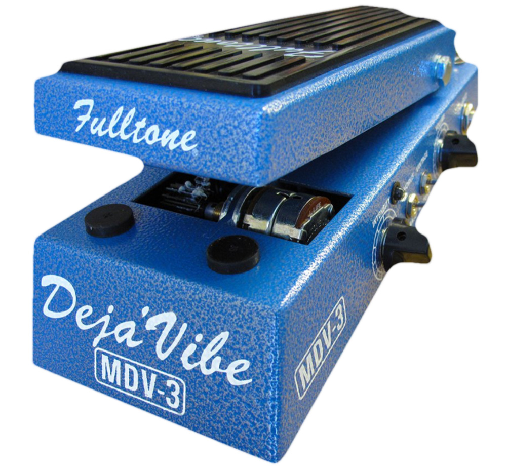 【Fulltone Custom Shop】 Mini DejáVibe 3 MDV-3
