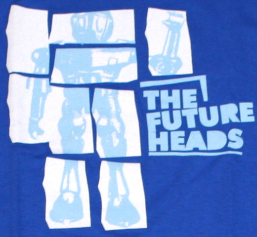 The Futureheads / Robot Tee
