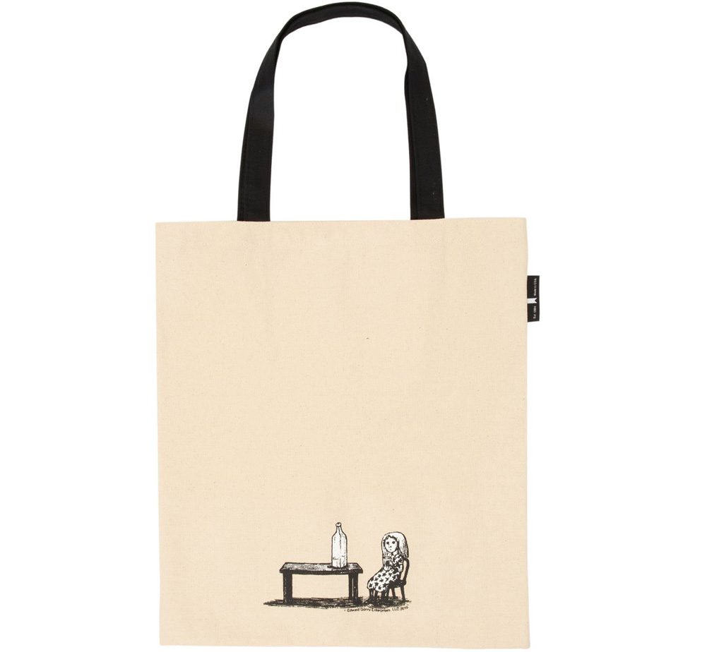 [Out of Print] Edward Gorey / The Gashlycrumb Tinies Tote Bag