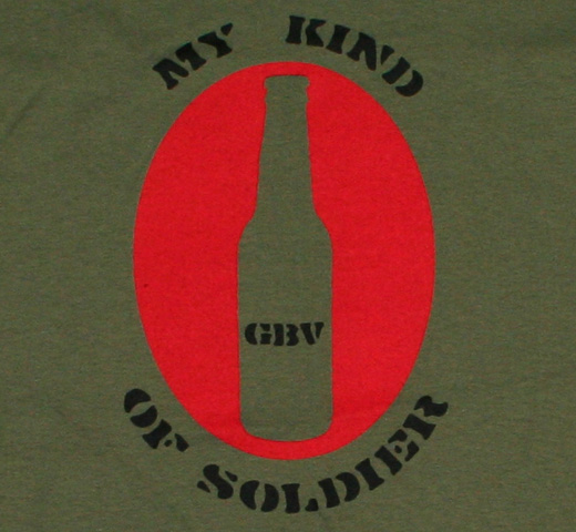 Guided By Voices / My Kind of Soldier Tee