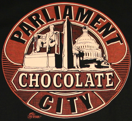 Parliament / Chocolate City Tee