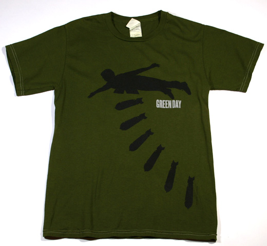 Green Day / Bombs Tee