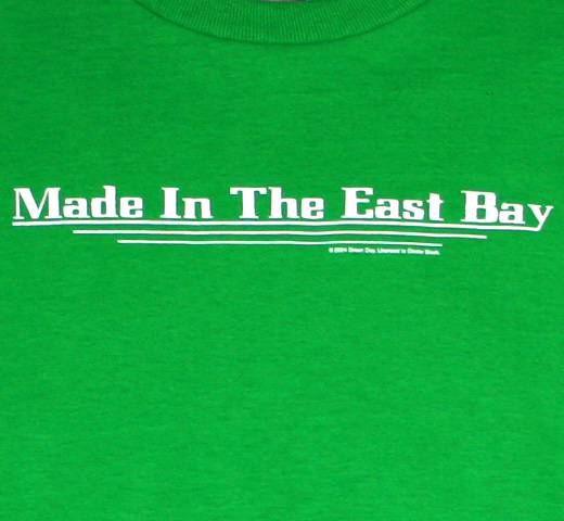 Green Day / Made in the East Bay Tee
