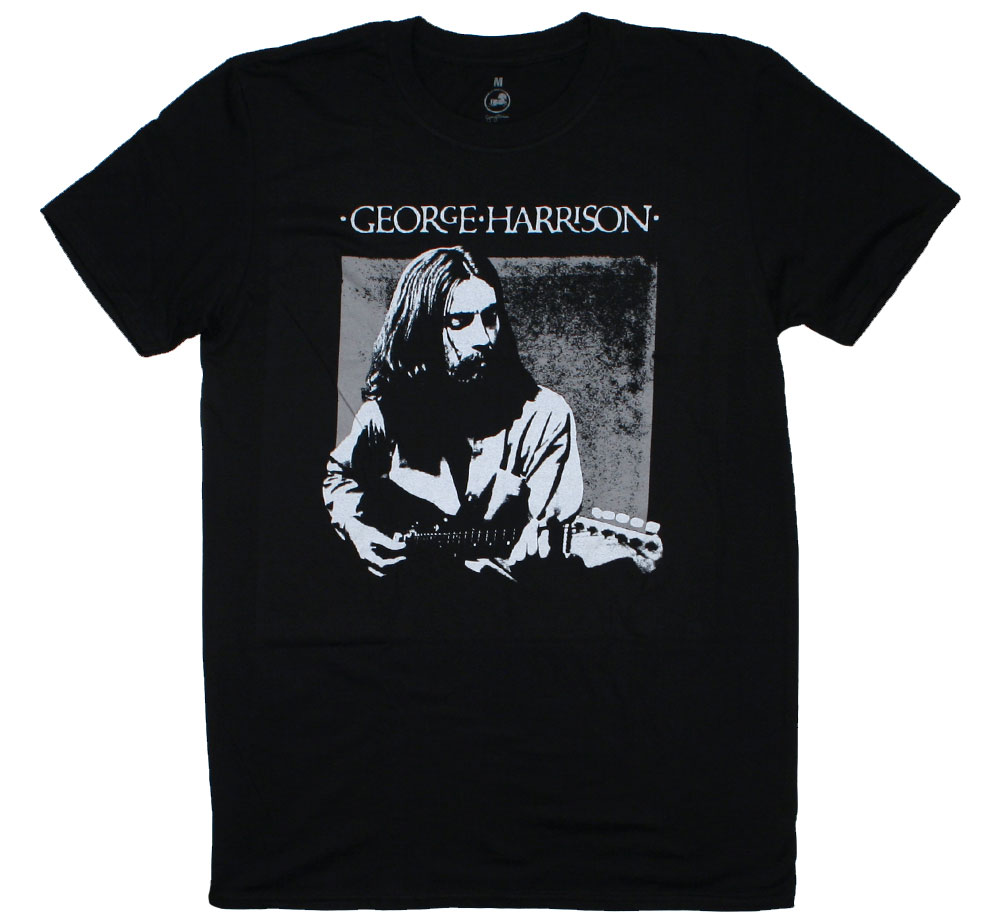 George Harrison / Live Portrait Tee (Black)