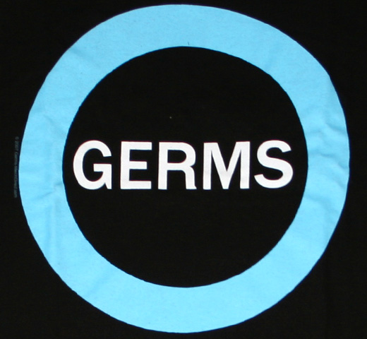 The germs logo