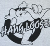 Ghostbusters / Hang Loose Tee (Heather Grey)