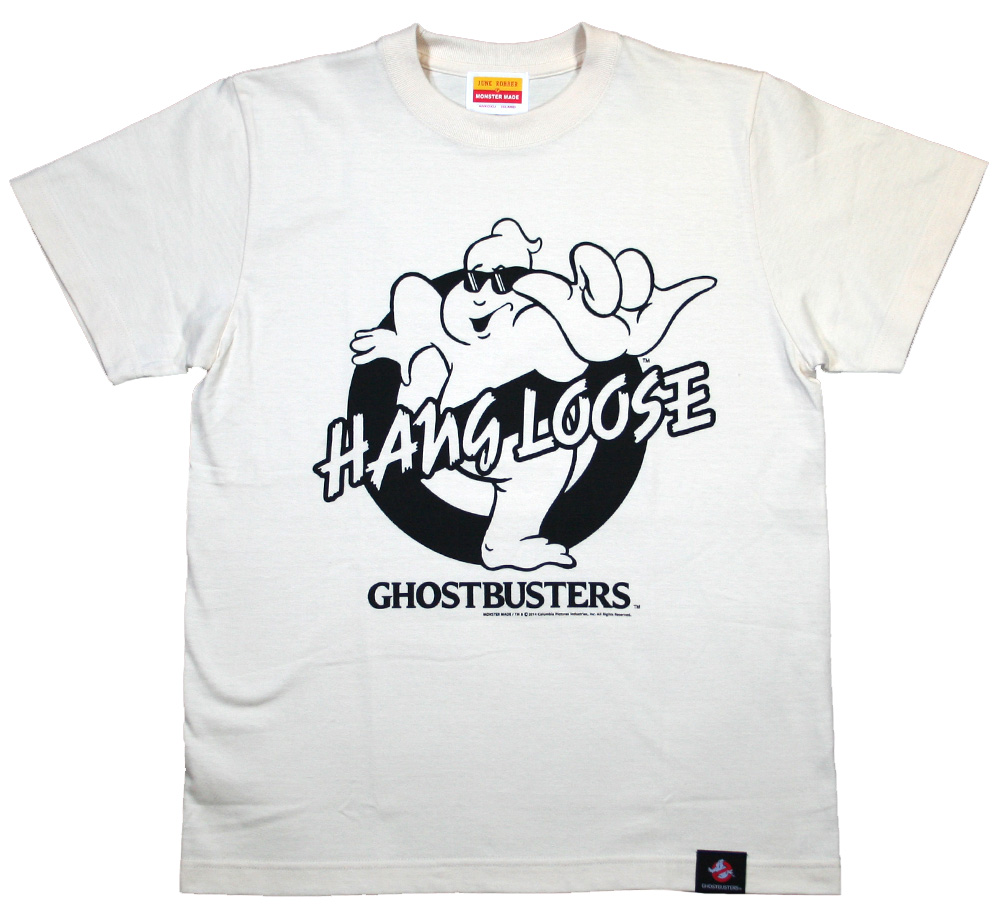 Ghostbusters / Hang Loose Tee (Natural)