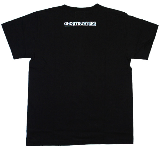 Ghostbusters / Shadow Tee (Black)