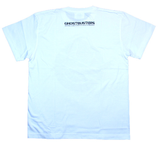 Ghostbusters / Shadow Tee (White)