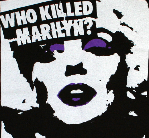 Glenn Danzig / Who Killed Marilyn? Tee
