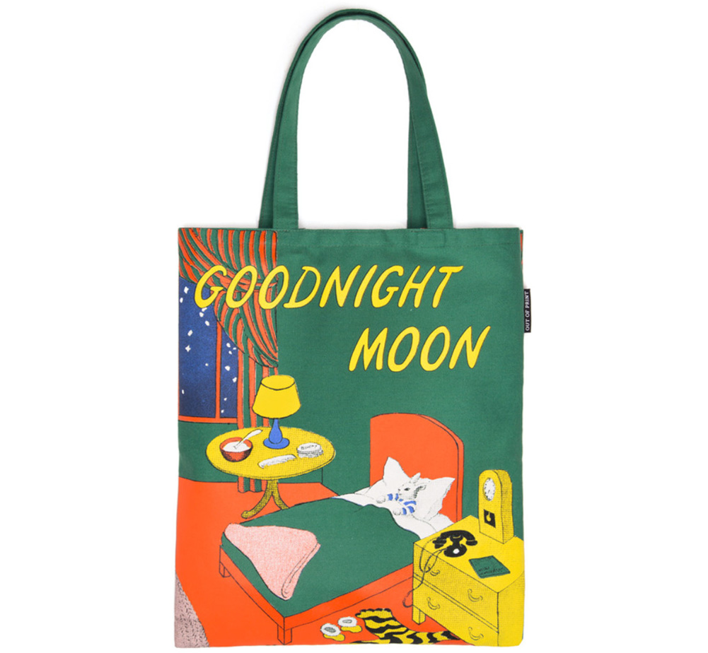 [Out of Print] Margaret Wise Brown / Goodnight Moon Tote Bag