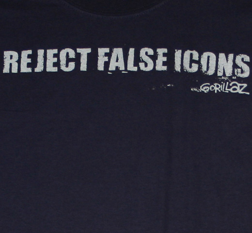Gorillaz / Reject False Icons Tee