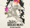 【Out of Print】 Arthur Conan Doyle / The Great Adventures of Sherlock Holmes Tee (Natural)