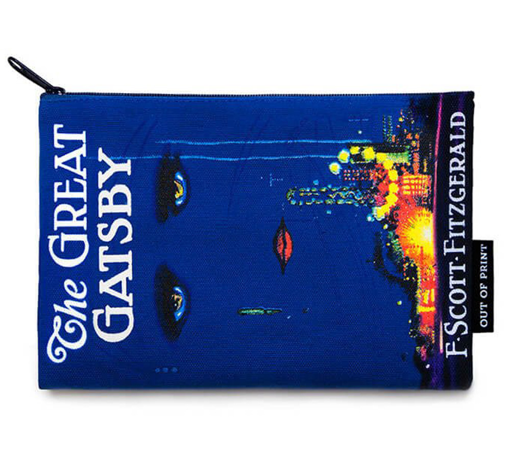 [Out of Print] F. Scott Fitzgerald / The Great Gatsby Pouch