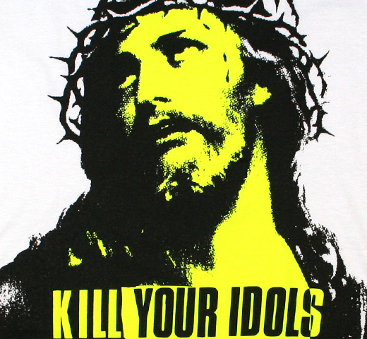Guns N' Roses / Kill Your Idols Tee