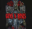Guns N' Roses / Mary Mary Tee (Black)