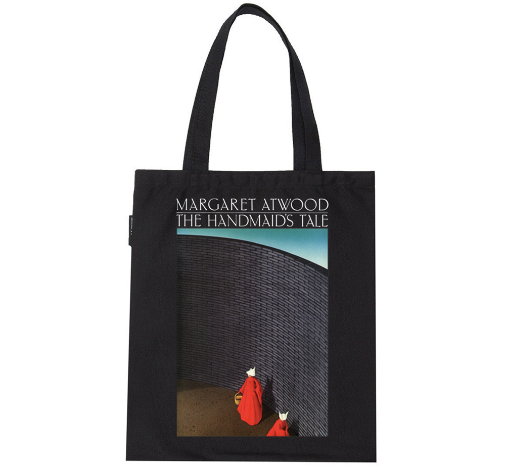 [Out of Print] Margaret Atwood / The Handmaid's Tale Tote Bag