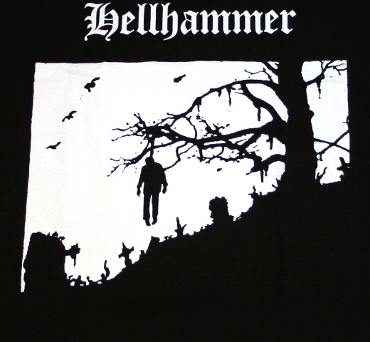 Hellhammer / Triumph Of Death Tee