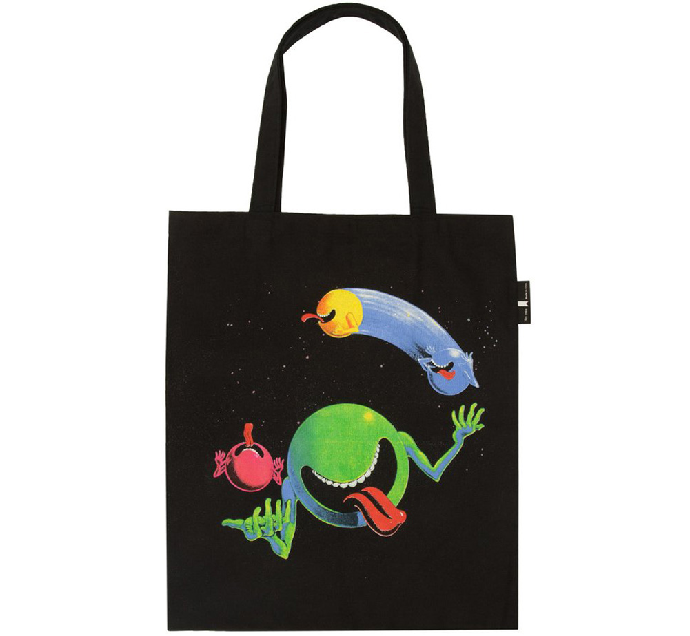 [Out of Print] Douglas Adams / The Hitchhiker's Guide to the Galaxy Tote Bag