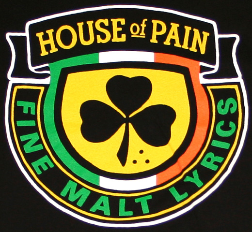 House Of Pain / Crest Tee