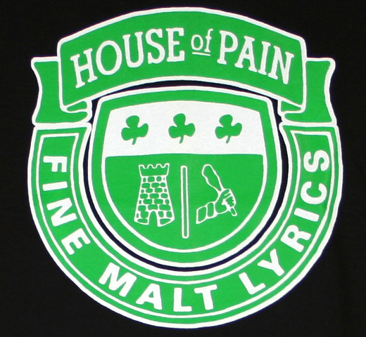 House Of Pain / Crest Jump Tee