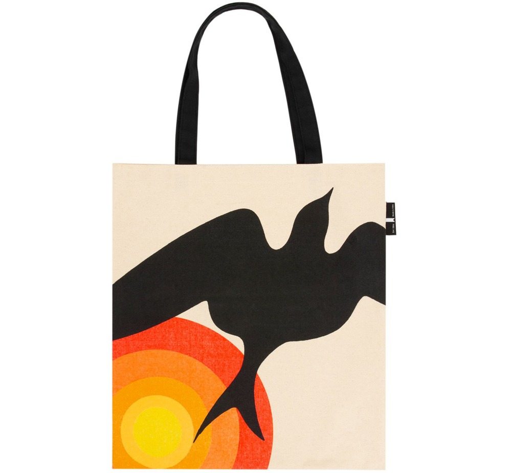 [Out of Print] Maya Angelou / I Know Why the Caged Bird Sings Tote Bag