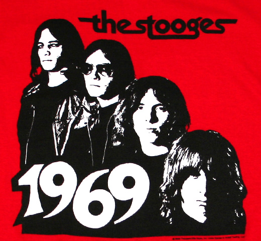 Iggy and The Stooges / 1969 Tee