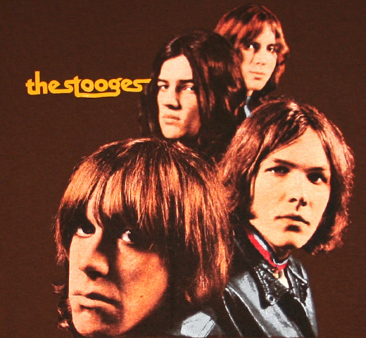 Iggy and The Stooges / The Stooges Tee (Brown)