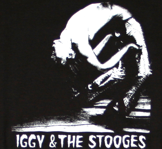 Iggy and The Stooges / Bend Tee