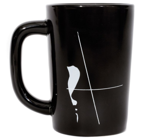 【Out of Print】 Ralph Ellison / Invisible Man Mug
