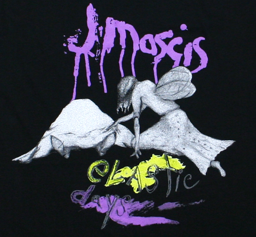 J Mascis / Elastic Days Tee (Black)
