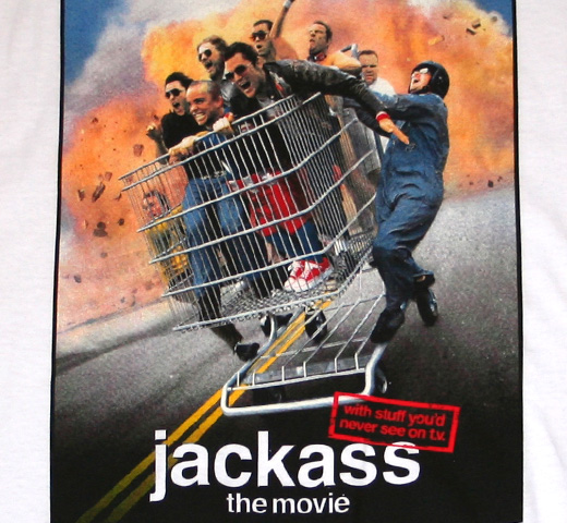 Jackass / Jackass the movie cart Tee