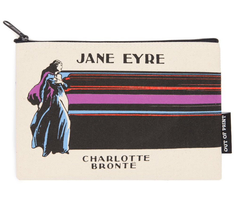 [Out of Print] Charlotte Brontë / Jane Eyre Pouch