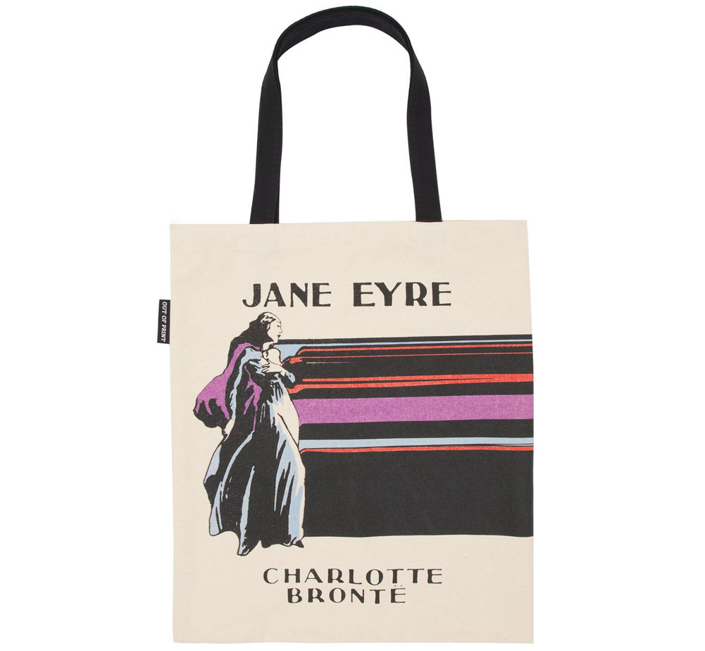 [Out of Print] Charlotte Brontë / Jane Eyre Tote Bag