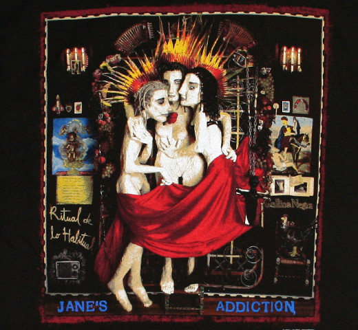 Jane's Addiction / Ritual de lo Habitual Tee