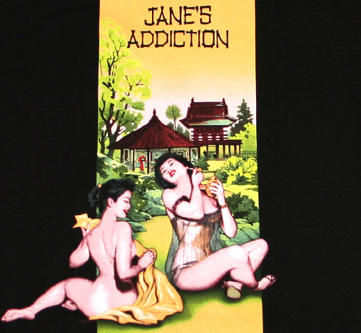 Jane's Addiction / Japan Tour Tee