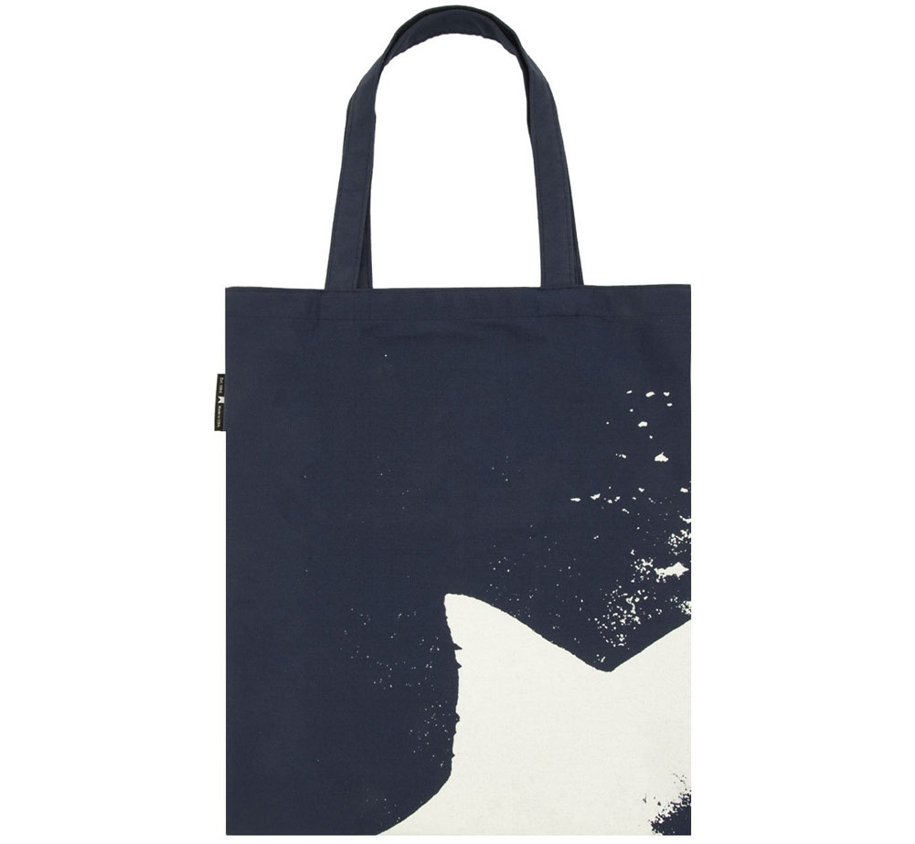 [Out of Print] Peter Benchley / Jaws Tote Bag