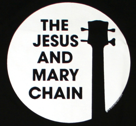The Jesus And Mary Chain / Circle Logo Tee