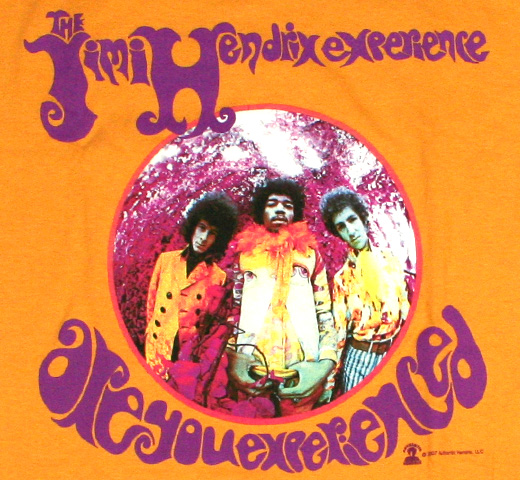The Jimi Hendrix Experience / Are You Experienced ? Tee