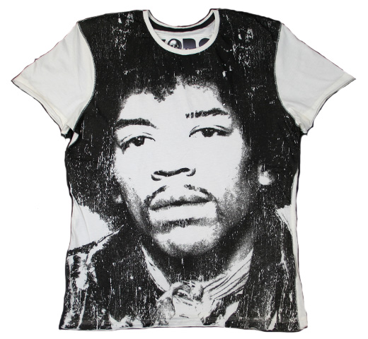 【Amplified】 Jimi Hendrix / Ikon Photo Tee