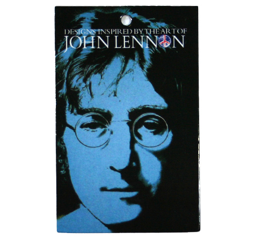 John Lennon / Self Portrait Tee (White)