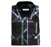 John Lennon Dress Shirt (Check) [JL104]