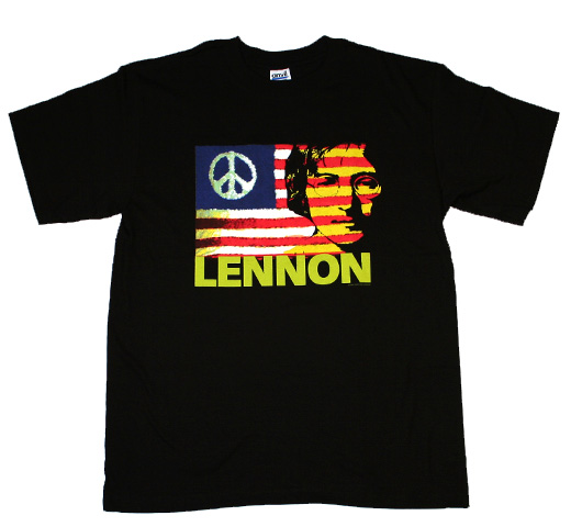 John Lennon / Give Peace A Chance Tee