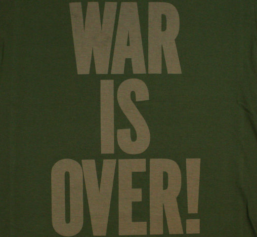 John Lennon / War Is Over! Tee (Olive)