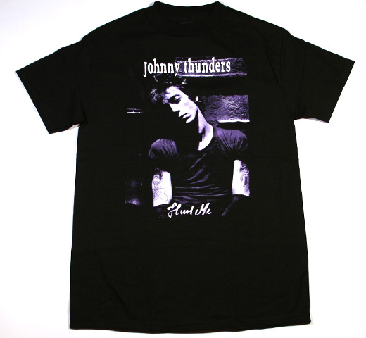 Johnny Thunders / Hurt Me Tee