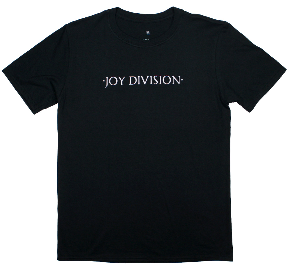 Joy Division / Closer Tee 4 (Black)