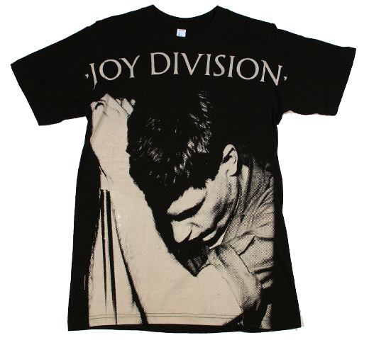 Joy Division / Ian Curtis Big Print Tee